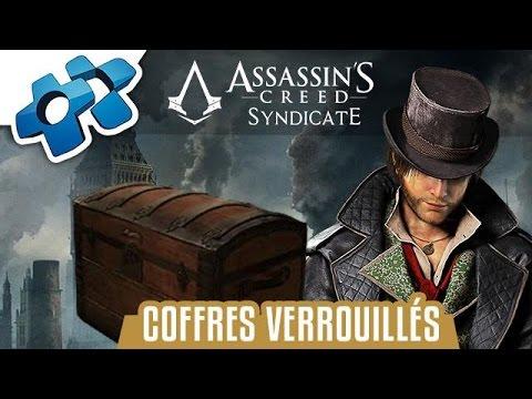 Assassin's Creed Syndicate : Les Coffres Verrouillés