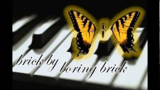 Paramore - Brick By Boring Brick [Piano Version]