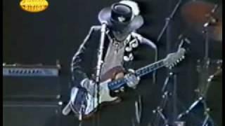 Stevie Ray Vaughan Rude Mood