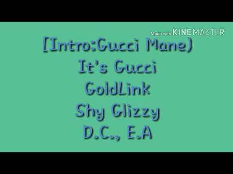 GoldLink - Crew (Remix) Ft Gucci Mane,Brent Faiyaz,Shy Glizzy (Lyrics)