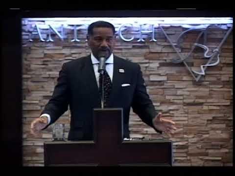 Pastor Arthur Jackson Iii In Preaching Youtube
