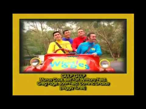 The Wiggles - Woo Hoo! Wiggly Gremlins! (Credits) [all tones are at beginning]