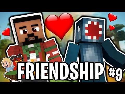 AN ACT OF FRIENDSHIP!! - FRIEND OR FOE! #9 | MINECRAFT