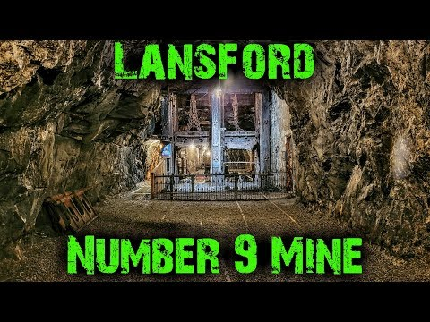 Exploring A 117yr Old Anthracite Coal Mine - Lansford No. 9