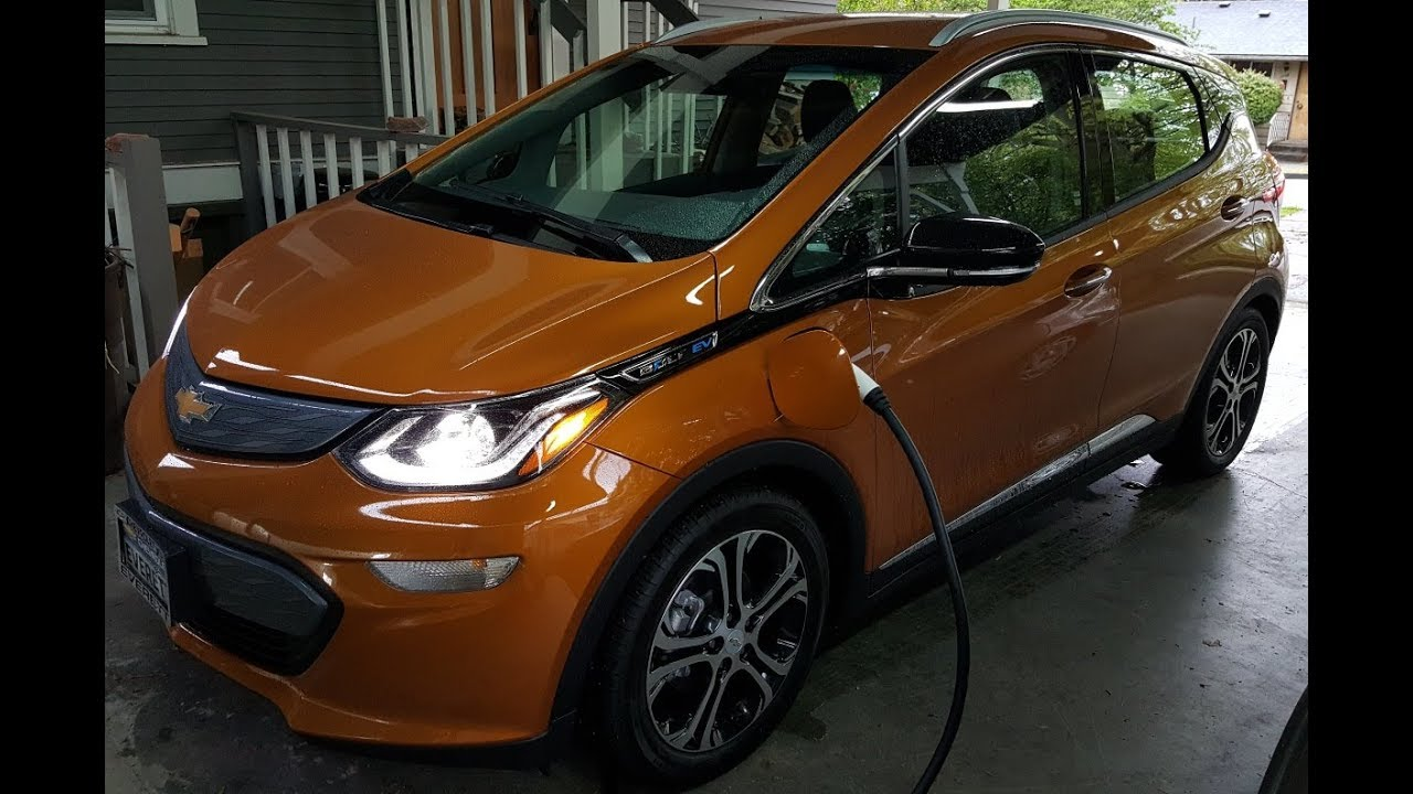 How To Set The Charging Schedule On Your Chevy Bolt Ev