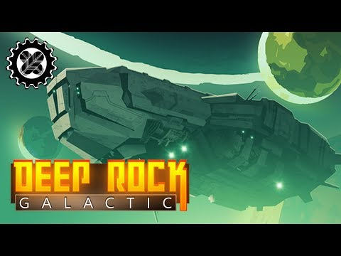 "DEEP ROCK GALACTIC (Update 4) ""Infested Caverns"""