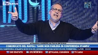 Alvino VS juventino napoletano: è già clima Juventus-Napoli - 07/02/16
