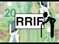 What is a Registered Retirement Income Fund (RRIF)? | Basic Investment Terms #3