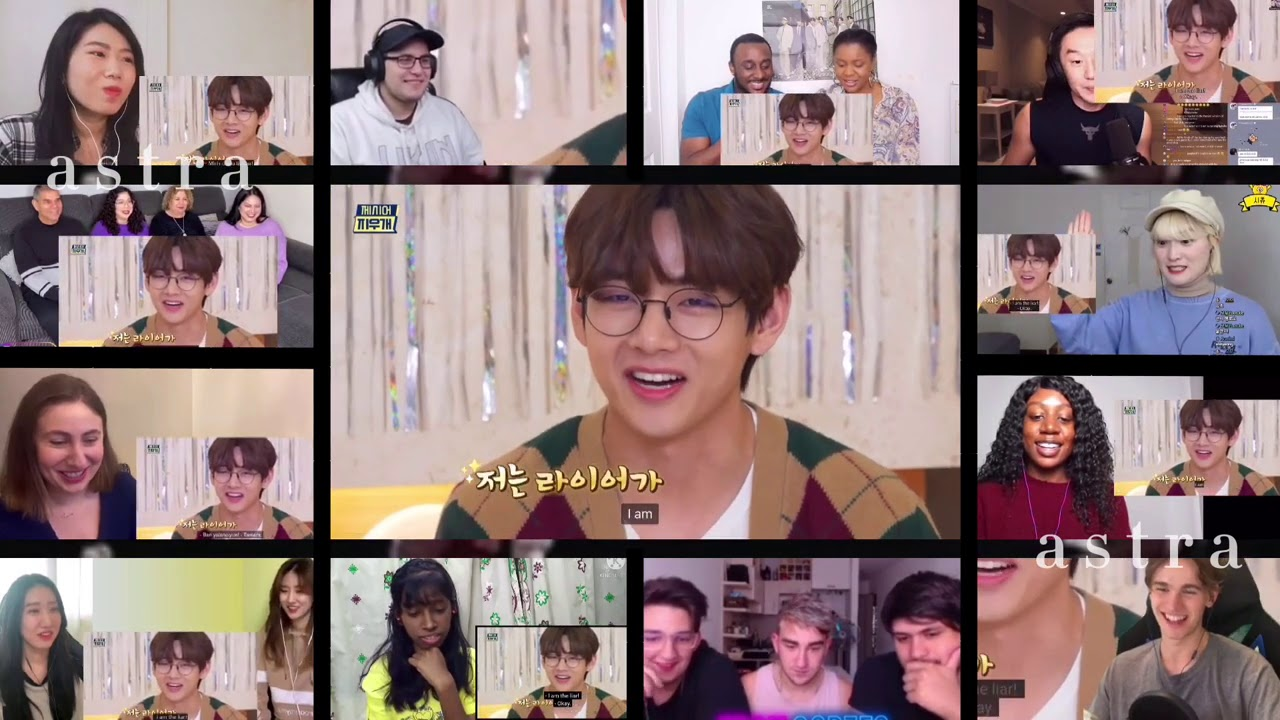 [BTS] RUN BTS! - EPISODE 128 | Reaction Mashup
