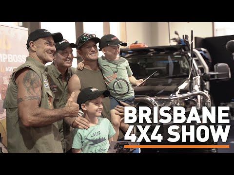 We're Coming To Brisbane!