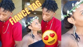 Boyfriend Tag😍 | Fiance Tag 😍 | J'Hen and LeJia😗