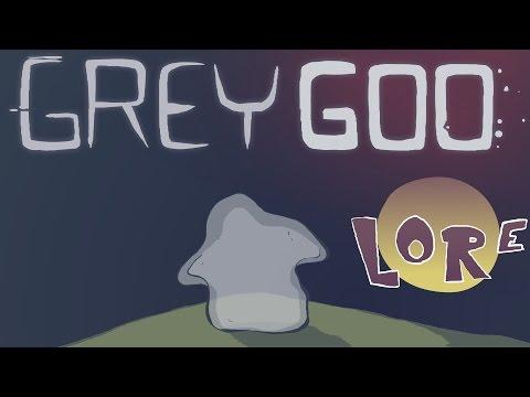 LORE - Grey Goo Lore in a minute!- Beta VS Goo - Backstory