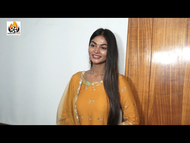 Interview With Actress Ankita Chouhan For Film 'B A  Pass 3'