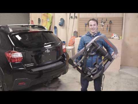 Yakima [] HalfBack Bike Rack [] Product Tour