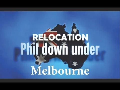 Relocation Phil Down Under S02E01 Melbourne 2010