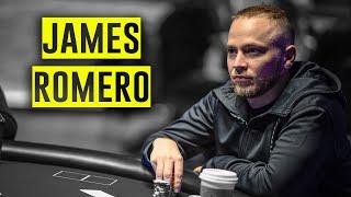JAMES ROMERO | Interview