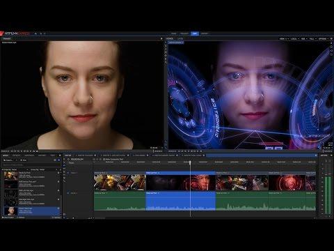 HITFILM 4 EXPRESS - Editor de Vídeos GRÁTIS!
