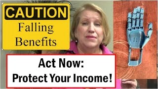 Chandler Az Financial Planner Cautions Investors About Falling Income Benefits