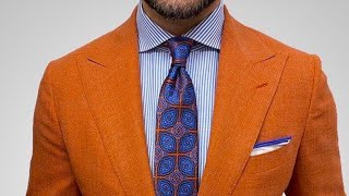 The Best Custom Sports Coats Online | Review of Smith Bespoke Online Custom Sport Jackets