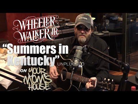 Summers in Kentucky (Unplugged) - Wheeler Walker Jr. on YMH