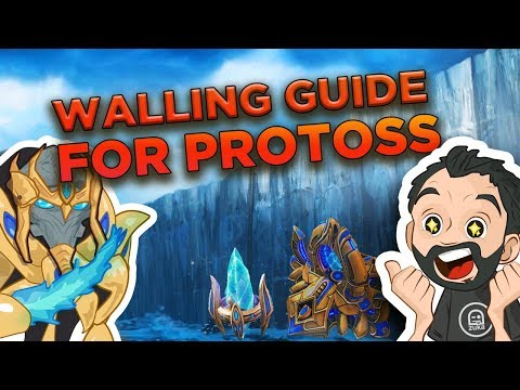 StarCraft 2 - How To Wall as Protoss? (Tips, Tricks and More!)
