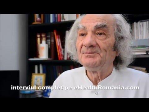 Leon Danaila, mesaj pentru tineri si medici