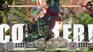 Potemkin New DP Punish 1.09 Patch - Guilty Gear Strive