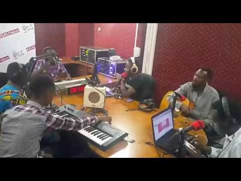 Adolphe - Ni Rurerure Media Tour  ( Live on KT Idols / Kigali Today Radio) 2017