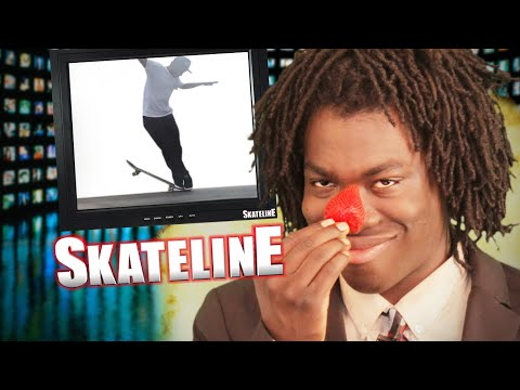 SKATELINE - Jaws, Shane ONeill, Sebo...