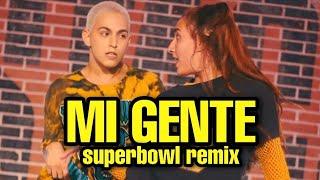MI GENTE (SUPER BOWL LIVE REMIX) - Jennifer Lopez & J Balvin // Choreography by Matias Goiriz