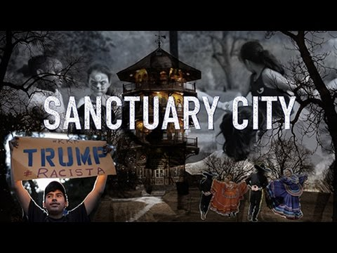 The Real Baltimore: Sanctuary Cities As Resistance to Donald