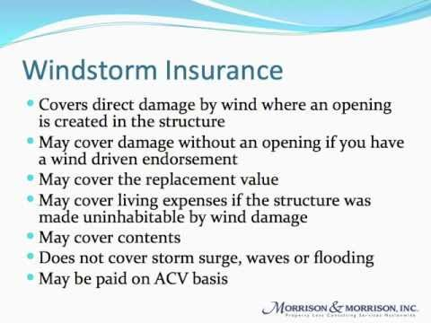 Public Insurance Adjuster - How to survive your property insurance claim