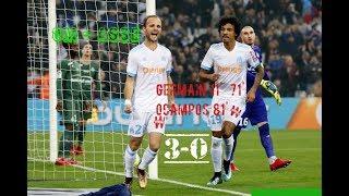 Olympique de Marseille - AS Saint-Etienne 3-0 Le résumé