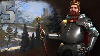 Sid Meier's Civilization VI: Gathering Storm - Na żywo