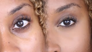 Cover Dark Circles/Deep Undereye Crease | Jackie Aina