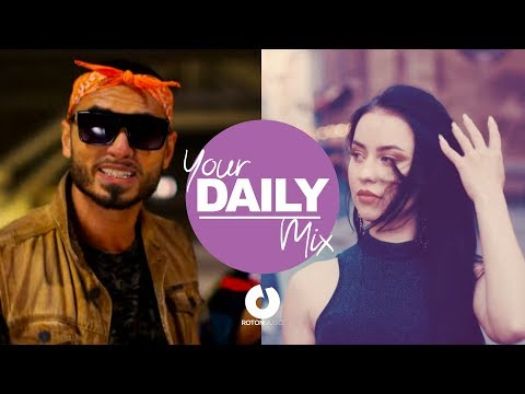 Your Daily Mix | ep. 12 Born To Workout (Roton Music)