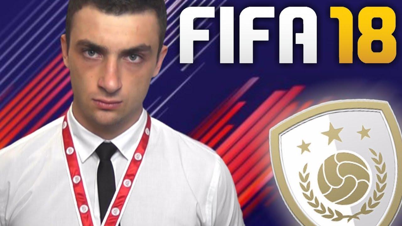 FIFA 18 – OFICJALNE IKONY + PRZECIEKI