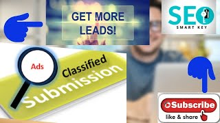 #6 Lead Generate Kaise Kare | Classified Ad Submission in SEO | Boost Your Website Traffic