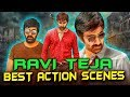 Ravi Teja (2019) New Action Scenes | South Hindi Dubbed Action Scenes