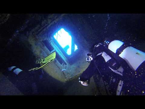 Giannis D Shipwreck - Abu Nuhas Red Sea Egypt (Part 2)