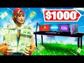 Whatever You Build, I'll Buy It Challenge In Fortnite... #2