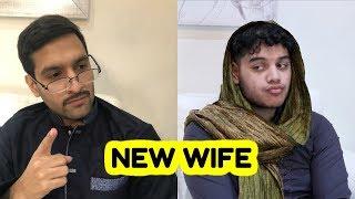 New Wife   Shahida   ft. Zaid Ali