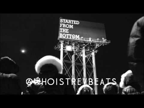 Drake - Started From The Bottom (Instrumental) (ReProd By TrevBeats)