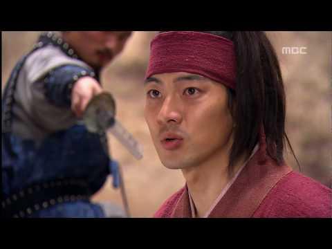 [고구려 사극판타지] 주몽 Jumong 대소와 영포의 함정에 몰려 늪에 빠지게 된 주몽