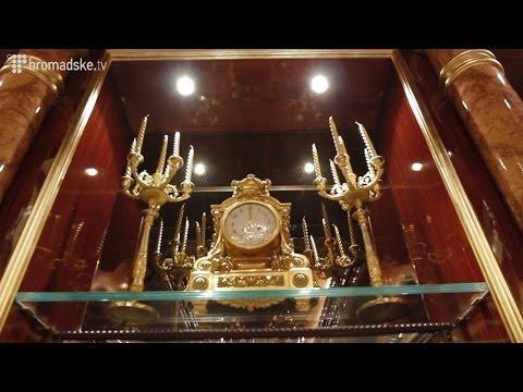 Резиденція Януковича в Межигір'ї