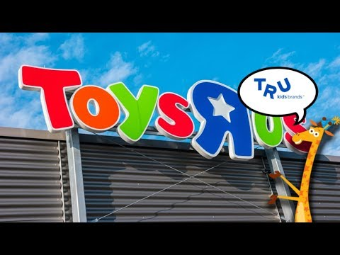 Toys R Us Coming Back As A New Brand Tru Kids Youtube