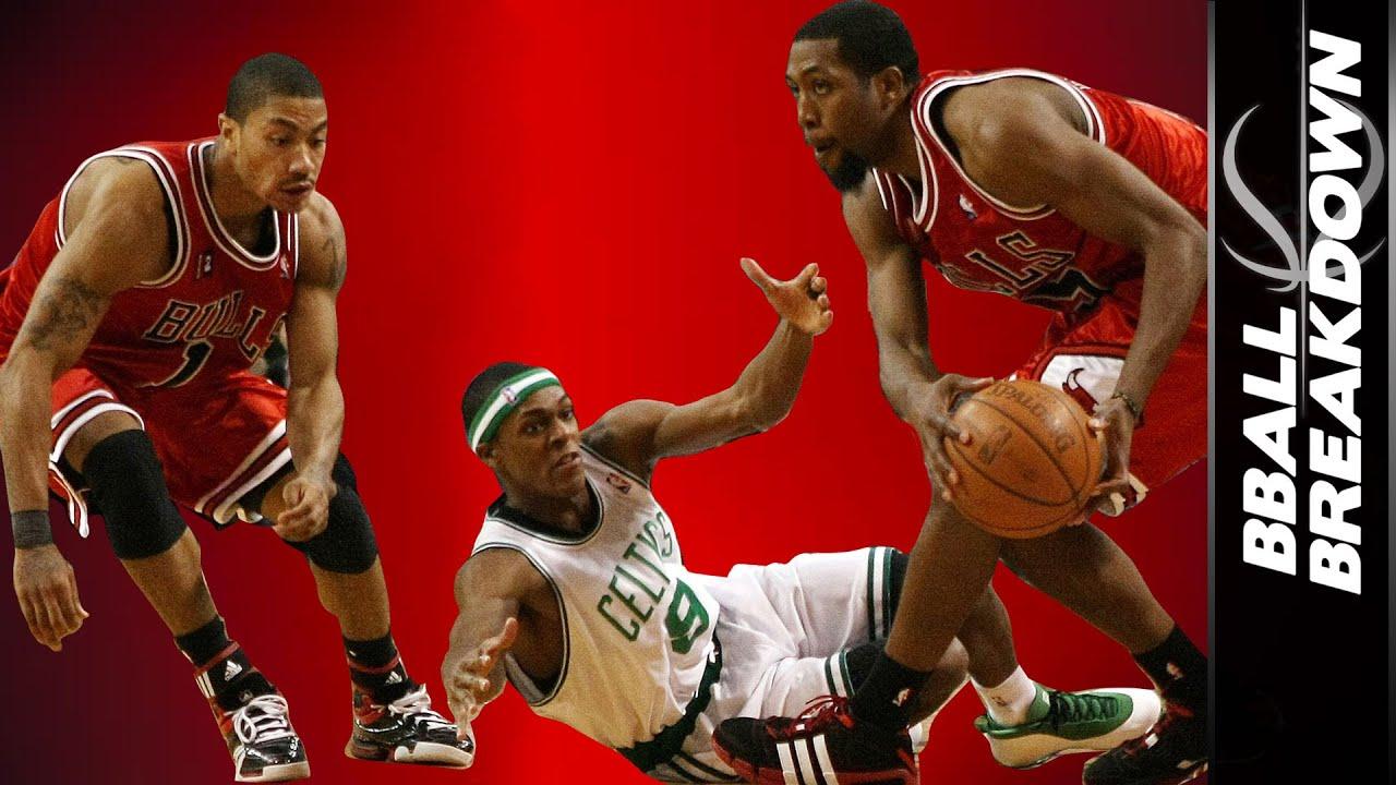 How The Celtics Gave Away Control Of The Series   Bulls vs Celtics   2009 NBA Playoffs Game 4