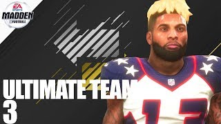 Madden 19 Ultimate Team - Maxing Out Beckham Ep.3