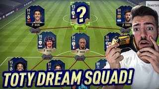 FIFA 18: Mein TOTY MEGA DREAM FUT CHAMPIONS Team!