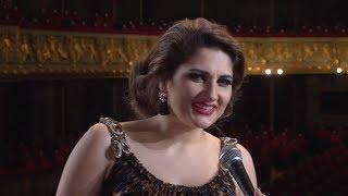 INTERVIEW |  Dinara Alieva LA RONDINE - Latvian National Opera
